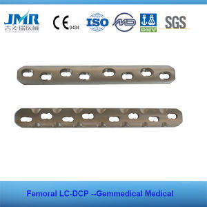Orthopedic Implant Narrow Dynamic Compression Plate LC DCP pictures & photos