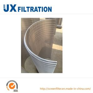 Vee Wire Sieving Bend Screen pictures & photos