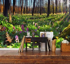 Digitally Printed Inkjet New Home Wallpaper pictures & photos