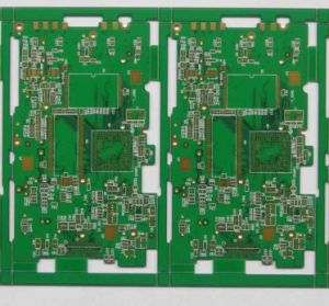 Fr-4 1.2mm 6 Layer Printed Circuit Board PCB Assembly PCB Manufacturer pictures & photos