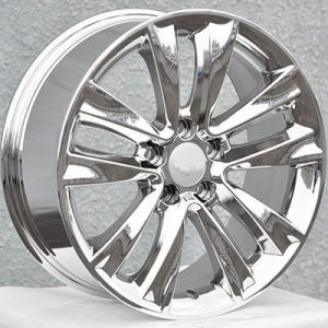 Chrome 16 Inch Car Alloy Wheels pictures & photos