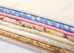 100% Polyester Mattress Ticking Fabric (QM101) pictures & photos
