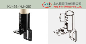 Lean Manufacting Metal Joint (KJ-26) pictures & photos