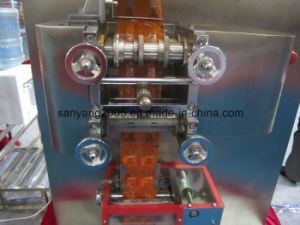 Four-Side Sealing & Double-Line Granule Packing Machine pictures & photos