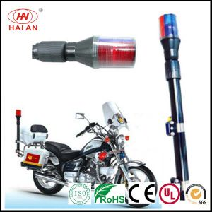 Motorcycle LED Tail Light/Outdoor Rear Pole Lamp for Police Motorcycle Light Motorbicycle Rear LED Warning Lights pictures & photos