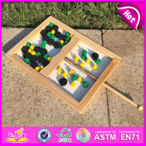 2015 Brand New Wooden Mouse Trap Toy, Wood Mouse Trap Game, Kids′ Wood Mouse Trap Game W11A035 pictures & photos