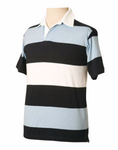 Mens Fairlane High Quality Rugby Multi Color Polo Shirt (A485) pictures & photos