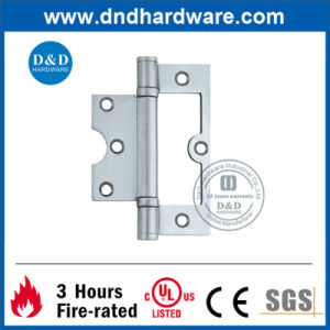 Stainless Steel Door Accessories Flush Hinge with UL Certificated (DDSS082) pictures & photos