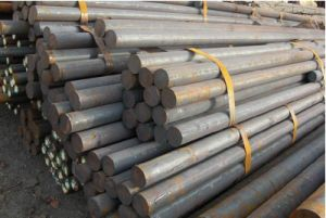 Hot Rolled Steel Round Bar with Top Saled pictures & photos