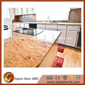 Hot Sale Mardura Gold Granite Kitchen/Bathroom Countertop pictures & photos