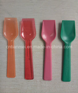 Plastic Shovel Spoon for Ice Cream pictures & photos