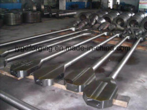 Forging SAE4140/4340 Alloy Steel Shaft pictures & photos