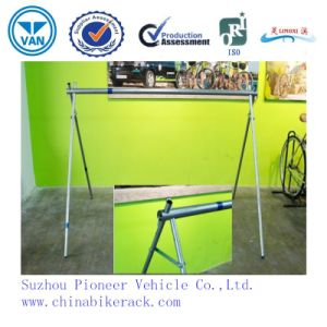 New Arrival Stainless Steel Bike Parking Rack pictures & photos