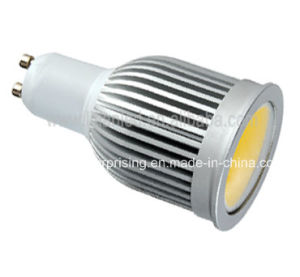 3W GU10 MR16 E27 COB LED Spotlight pictures & photos