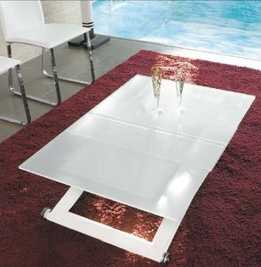 Tempered White Silk Screen Printing Glass Tabletop/ Furniture Glass pictures & photos