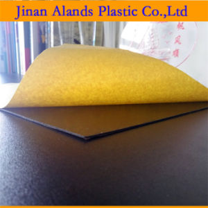 Carton Packing Self Adhesive PVC Sheet 1.0mm 1.5mm Thick pictures & photos