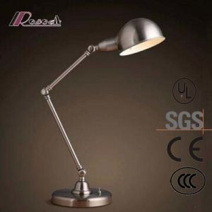 Hotel Decorative Beonze Iron Foldable Bedside Reading Table Lamp pictures & photos