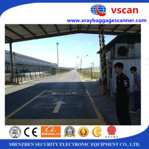 Color Camera Under Vehicle Scanning System to Check Truck, Cars Contraband Objects pictures & photos