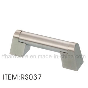Furniture Stainless Steel Handle with Zinc Legs pictures & photos