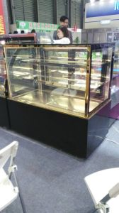 Refrigerated Pastry Marble Case Display Cabinet pictures & photos