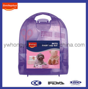 Dog First Aid Kit with CE, FDA, ISO Certificates pictures & photos