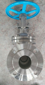 GB Stainless Steel 304/316 Flanged Globe Valve pictures & photos