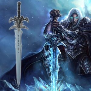 Wow Frostmourne Swords 120cm pictures & photos