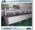 Island Bench Lab Furniture (Beta-C-01-19-2D)