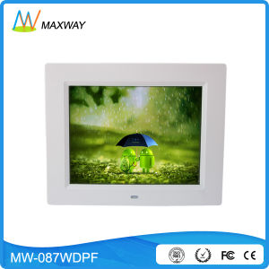 China Shenzhen HD LCD Digital Picture Frame 8 Inch with WiFi Wireless 3G 4G pictures & photos
