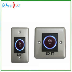 Exit Button Infrared Style for Access Control Systems, Access Switch, Exit Switch pictures & photos