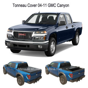 Hard Tri-Fold Tonneau Hard Covers for 04-11 Gmc Canyon pictures & photos