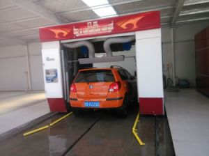 Fully-Automatic Mobile Style Car Washing Equipment for Sale pictures & photos