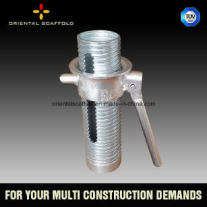 Scaffolding Formwork Ajustable Steel Prop Nut pictures & photos