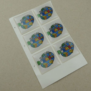 3D Label Stickers Dome Stickers Epoxy Stickers pictures & photos