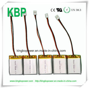 Rechargeable Lithium Lipo Polymer 3.7V Batteries (500mAh)