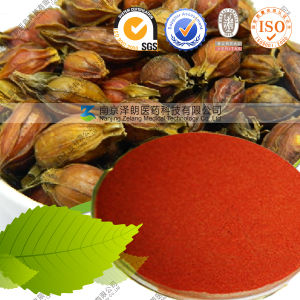 Gardenia Extract Natural Coloring Gardenia Red Pigment Powder pictures & photos