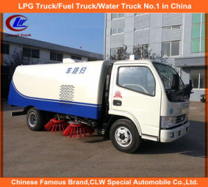 High Efficiency Small Compact Sweeper Truck in Vacuum Street Cleaner pictures & photos