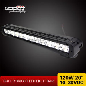14.5′′ 120W Marine Mining Excavator LED Light Bar pictures & photos