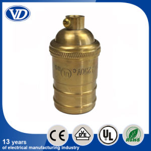 Brass Lamp Holder, Lamp Socket pictures & photos