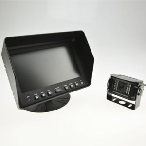 4 Channel Input Monitor with Waterproof Camera pictures & photos