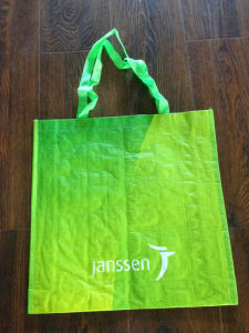 Eco-Friendly PP Woven Shopping Bag for Promation