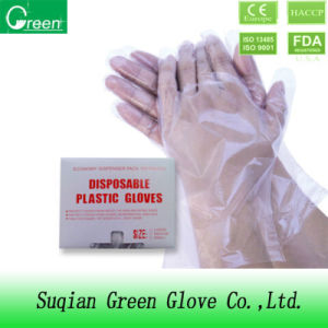 Best Selling Products Cheap LDPE Glove with Good Quality pictures & photos