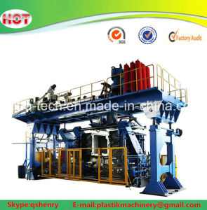 3000L Double Layer Extrusion Blow Molding Machine pictures & photos