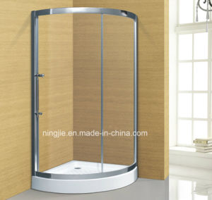 Hotel Type Sanitary Ware Beauty Bathroom Shower Cabin (A-021B) pictures & photos