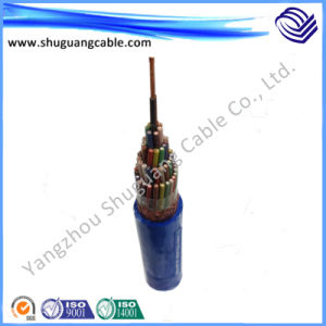 Flame Retardant F46/FEP Insulated PVC Sheathed Shielded Control Cable pictures & photos