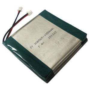 Rechargeable Polymer Lithium-Ion LiFePO4 Battery pictures & photos
