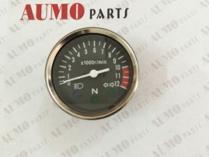 Motorcycle Tachometer for Suzuki Gn125 Motorcycle Parts pictures & photos
