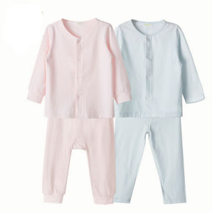 2016 Cheap Unisex Lovely Soft Cotton Comfortable Baby Clothes pictures & photos