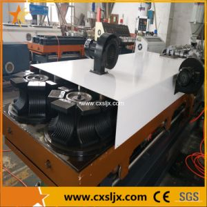 Double Wall Spiral Pipe Plastic Machine pictures & photos