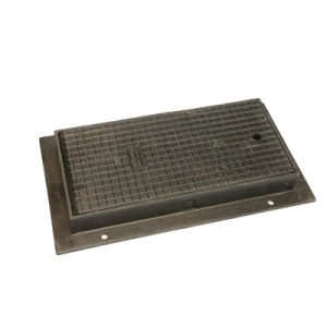 Heavy Duty Cast Iron Manhole Cover pictures & photos